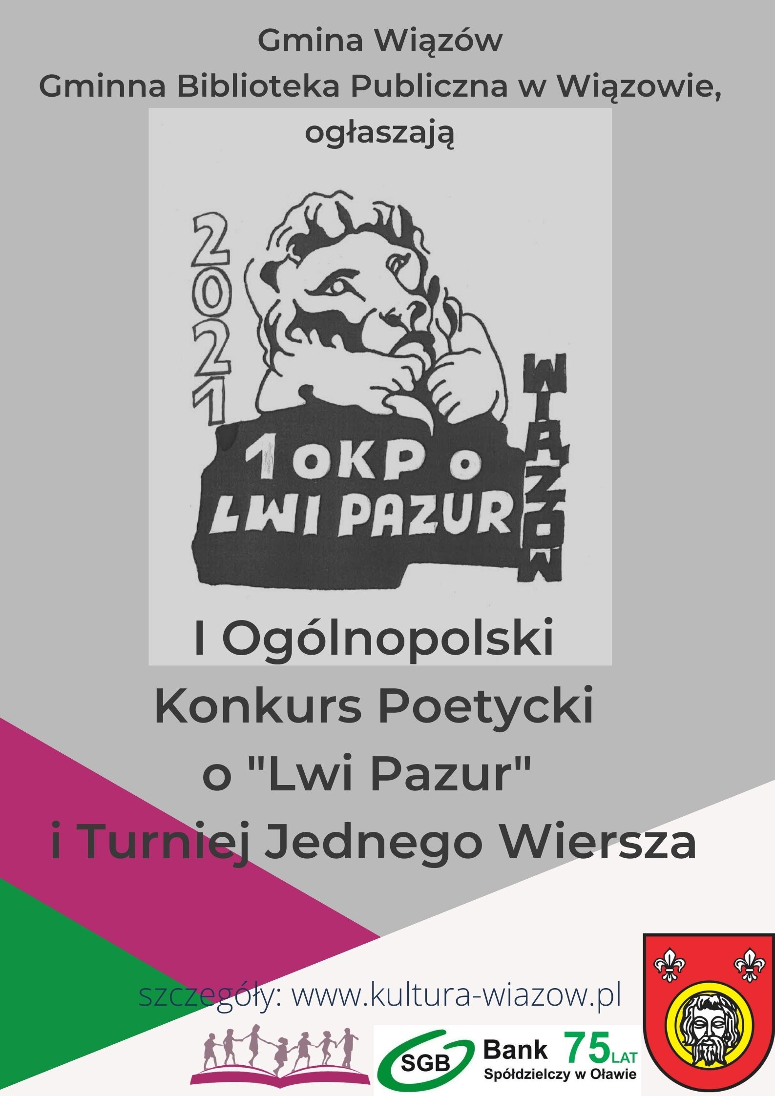 plakat OKP